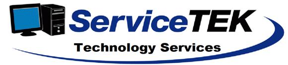 Service TEK Technology Services logo